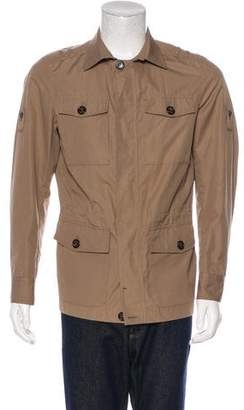 Brunello Cucinelli Utility Zip-Up Jacket