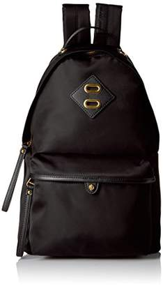 Anne Klein Jane Medium Nylon Backpack $98 thestylecure.com