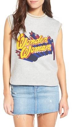 Women's Paul & Joe Sister Wonder Woman Sleeveless Sweatshirt