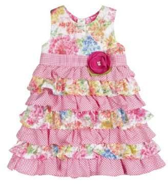 Pampolina Baby Girls Kleid O. Arm 6483228 Dress