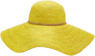 Sensi Studio Lady Long Brim Woven Hat