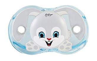Razbaby Keep-It-Kleen Pacifier - Ziggy Bunny