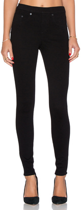 SPANX Twill Jegging $98 thestylecure.com