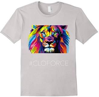 Cloforce: Color Lion T-Shirt