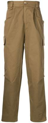 The Silted Company side pockets trousers