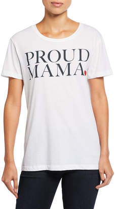 Chaser Proud Mama Short-Sleeve Tee