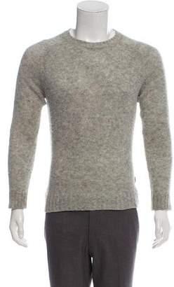 Moncler Wool Crew Neck Sweater