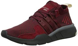reputable site 12176 846e0 adidas Mens EQT Support Mid Adv Gymnastics Shoes, Red Collegiate  BurgundyCarbonClear