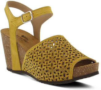 Spring Step Lauralyn Wedge Sandal - Women's