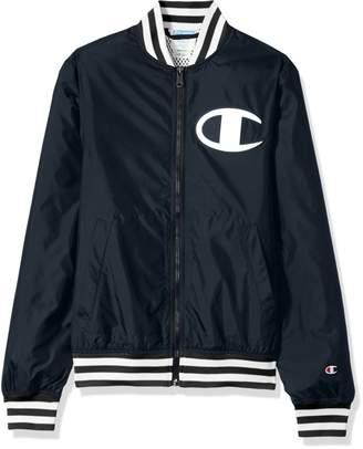 Champion LIFE Men's Satin Baseball Jacket