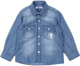 Bikkembergs Denim shirts - Item 42551479IT