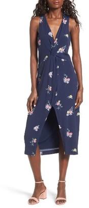Women's Majorelle Copacabana Midi Dress $198 thestylecure.com