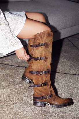 41657ff4ab6 A.S.98 Tatum Over the Knee Boot