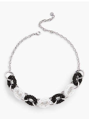 Talbots Links Necklace