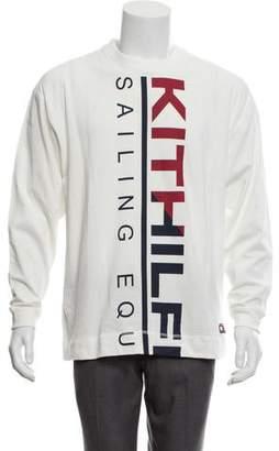 Tommy Hilfiger Kith x Long Sleeve Crew Neck Shirt