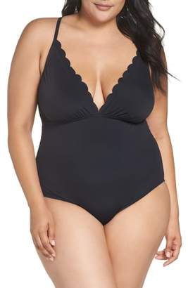 LaBlanca La Blanca Petal Pusher One-Piece Swimsuit
