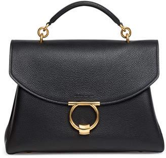5c71696d894e Salvatore Ferragamo Top Handle Handbags - ShopStyle