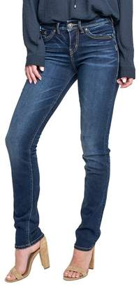 Silver Jeans Co. Avery Ultra-Curvy Striaght