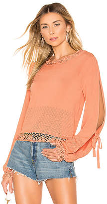 House Of Harlow X REVOLVE Citrus Sweater