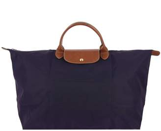 Longchamp Travel Case Shoulder Bag Women