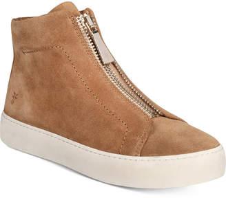 Frye Women's Lena Zip High-Top Sneakers Women's Shoes