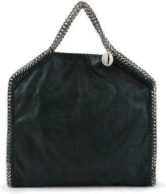 Stella McCartney Stella Mc Cartney Small Falabella Shaggy Deer Tote Bag