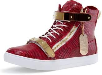 Jump J75 by Men's Zion High-Top Fashion Sneaker 7 D US