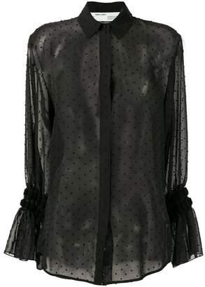 7d31b32536ac3a Black Off The Shoulder Top - ShopStyle UK