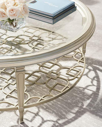 Caracole Social Gathering Coffee Table