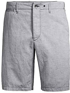Rag & Bone Rag& Bone Rag& Bone Men's Base Linen-Blend Shorts