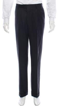 Cerruti Wool Pleated Pants