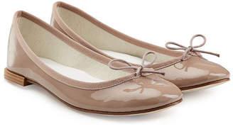 Repetto Patent Leather Ballerinas