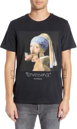 Eleven Paris ELEVENPARIS Art Graphic T-Shirt