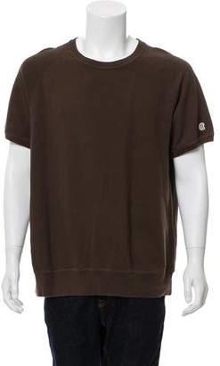 Todd Snyder Short Sleeve Knit Sweatshirt