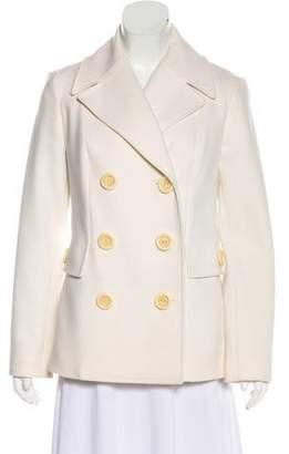 Celine Virgin Wool Double-Breasted Jacket