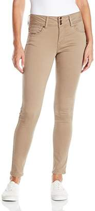 UNIONBAY Juniors Therese Solid Skinny Pant