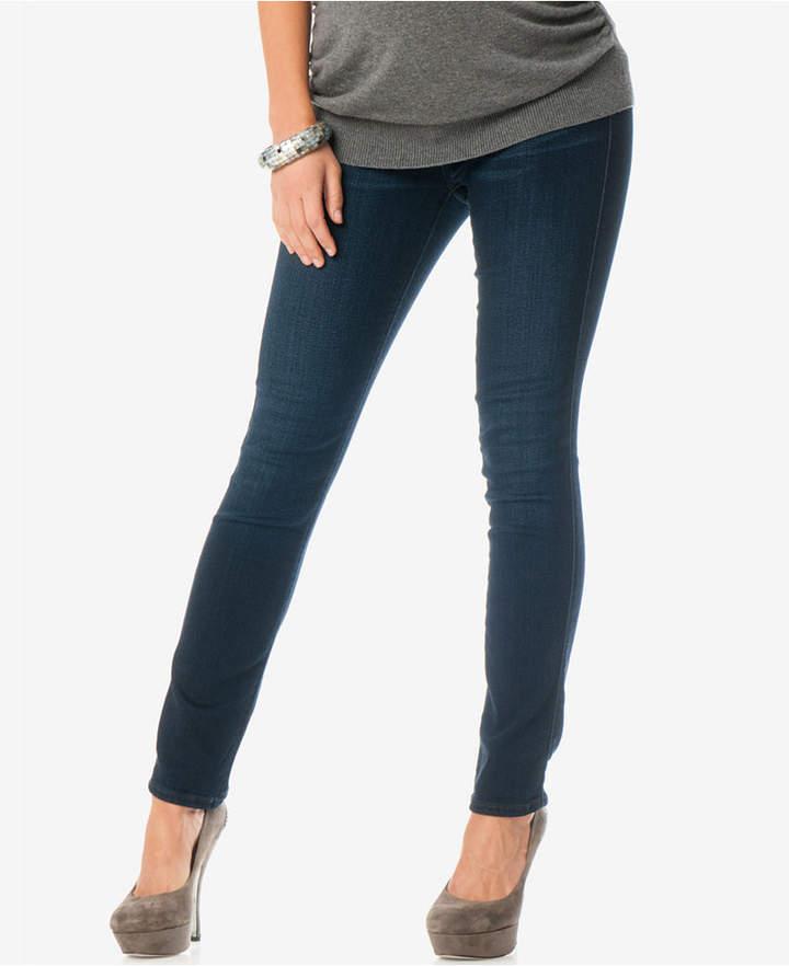 AG JeansAG Jeans Maternity Jetsetter Dark Wash Skinny Jeans