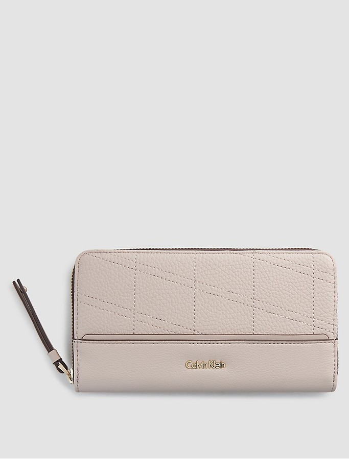 Calvin Klein Large Zip-Around Wallet