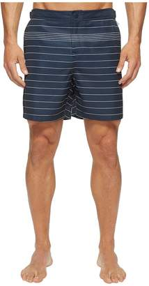 Original Penguin Stretch Engineered Stripe Men's Swimwear