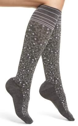 SOCKWELL New Leaf Firm Compression Knee Socks
