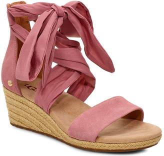 b0e2488da51 UGG Wedge Women s Sandals - ShopStyle