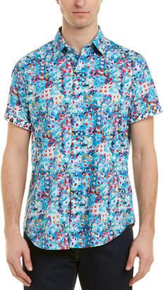 Robert Graham Espinal Classic Fit Woven Shirt