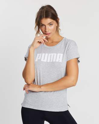 Puma Elevated Essential Logo Tee