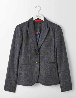 Boden Elizabeth British Tweed Blazer