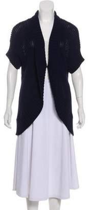 Alice + Olivia Tonal Knit Cardigan