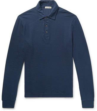 Alex Mill Double-Faced Cotton Polo Shirt