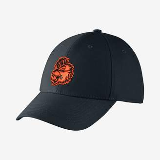 Nike College (Oregon State) Fitted Hat
