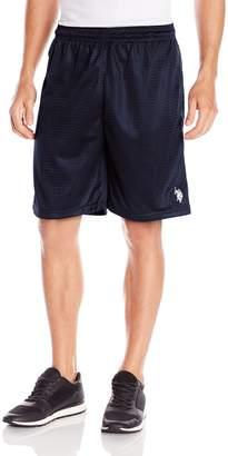 U.S. Polo Assn. Men's Poly Mesh Shorts