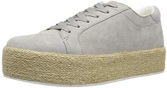 Kenneth Cole New York Women's Allyson Platform LACE UP Sneaker Jute WRAP-Techni-Cole