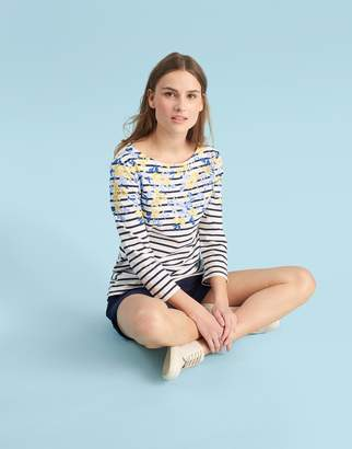 Joules Clothing Harbourlight Lightweight Jersey Top